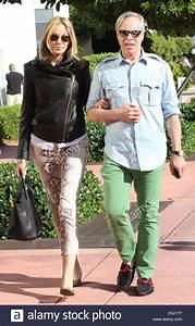 461af6687 fashion designer tommy hilfiger and wife dee ocleppo take a stroll stock  photo royalty free