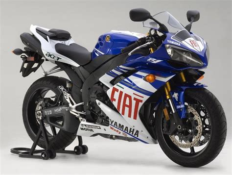 Yamaha R1 Fiat by 2007 2008 Yamaha R1 Fiat Edition Motorcycles That I
