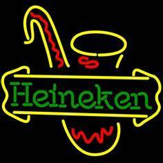Image Gallery heineken neon lights sign