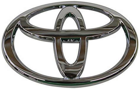 Emblem Toyota Camry By Lumobil front grille emblem toyota camry 2002 2003 2004 new