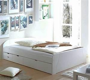 Ideen Mit Ikea Möbeln : bett 120x200 weiss holz ikea mit schubladen und ~ Lizthompson.info Haus und Dekorationen