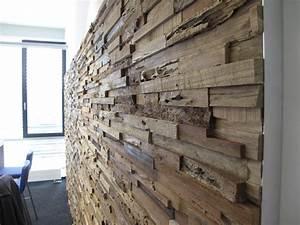 Holz Wandverkleidung BS Holzdesign