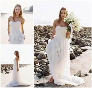 dress boho wedding dress beach wedding dress lace With boho wedding dress beach