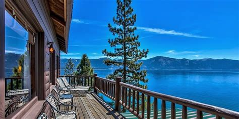 9 log cabin mansions for sale business insider