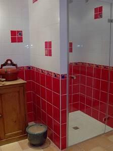Modele De Salle De Bain Al Italienne : douche l 39 italienne carreleur dans le rh ne 69 ~ Premium-room.com Idées de Décoration