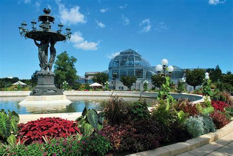 dc botanical gardens how to spend five days in washington dc washingtonian