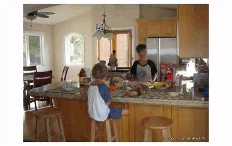 modele cuisine ouverte avec bar beautiful modele de cuisine americaine avec bar images