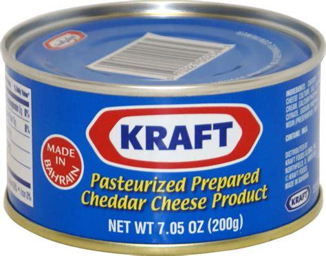Kraft Cheddar Cheese 200 Grams (7.05 Oz)