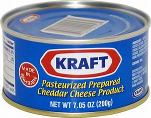 Kraft Cheddar Cheese