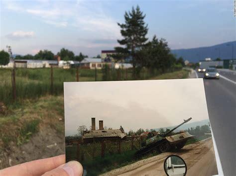 sarajevo siege sarajevo then and now