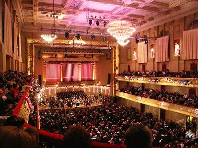 boston pops seating tables lauren termini photography december 2009