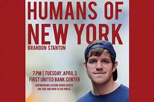 'Humans of New York' creator to speak at WTAMU Tuesday ...