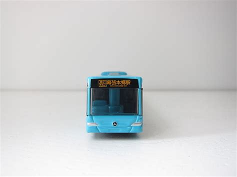 The vehicle has om 936 h diesel engine, 7.7 l, 220 kw tomica 134 mercedez benz citaro keisei articulated bus unboxing scale: IMG_4666