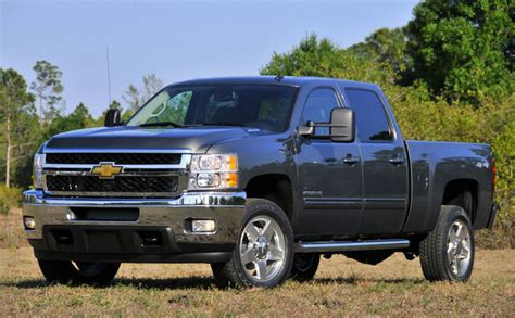 Review 2011 Chevrolet Silverado 2500 Hd 4wd Ltz
