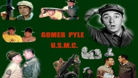 Gomer Pyle, U.S.M.C. (TV Series 1964-1969) — The Movie Database (TMDb)