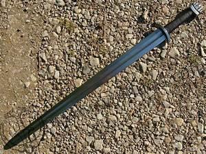 FORGED VIKING SWORD, sword fight replica - wulflund.com