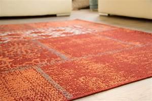 Vintage Teppich Rund : in und outdoor teppich dalarna design vintage global carpet ~ Indierocktalk.com Haus und Dekorationen