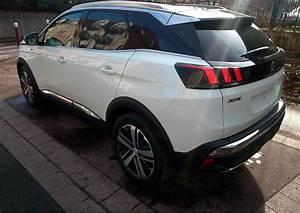 3008 Gt Line Blanc Nacré : actualit 3008 gt 2 0 bluehdi 180cv eat8 34850 import autos mandatire auto beauvais ~ Gottalentnigeria.com Avis de Voitures