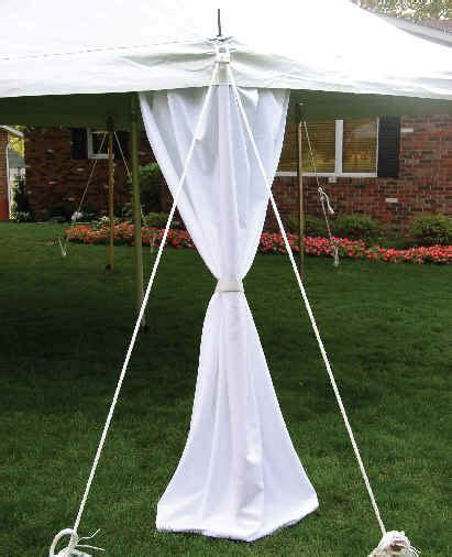 Draping Poles - canopies