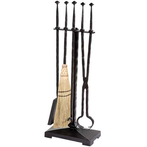 Pictured Here Is The Forest Hill Fireplace Tool Set With