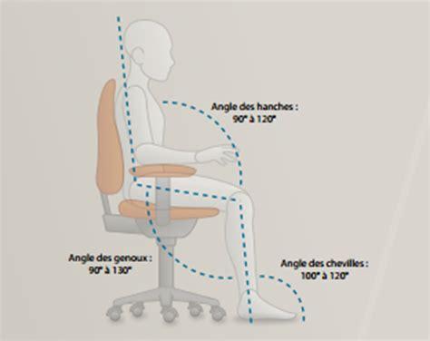 posture bureau ergonomie la bonne posture devant pc plusieurs