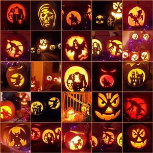 Comment Vider Une Citrouille : sculpter une citrouille d 39 halloween circulaire en ligne ~ Voncanada.com Idées de Décoration