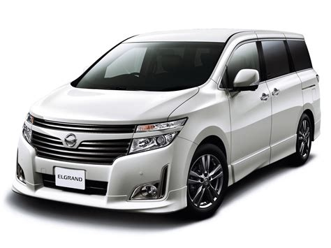 Nissan Elgrand Image by Nissan Elgrand Reviews Productreview Au