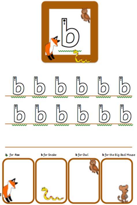 gruffalo rwi letter sounds bundle phonics handwriting