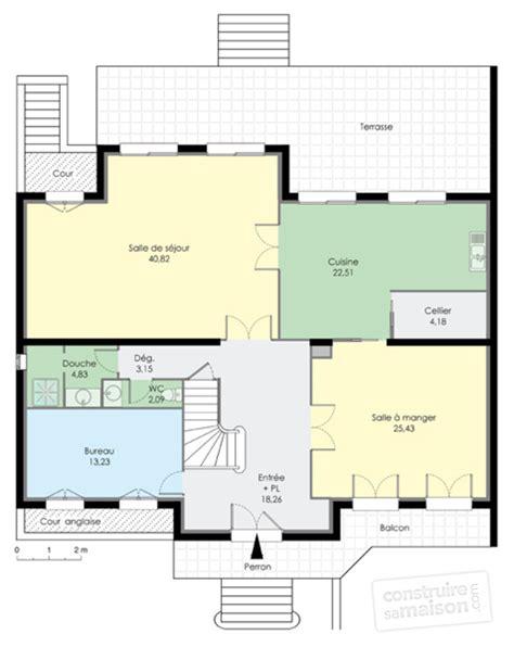 armoire basse bureau maison familiale 6 dé du plan de maison familiale 6