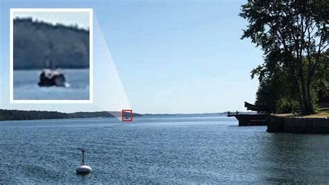 Zviedrijas ūdeņos atkal manīta, iespējams, sveša zemūdene ...