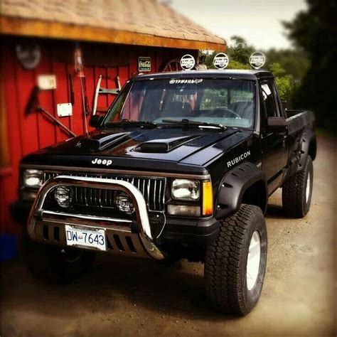 older jeep vehicles 21 best comanche images on pinterest jeep truck lifted