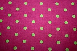 Lime Green Polka Dots on Hot Pink Background | Flickr ...