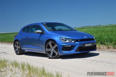 volkswagen scirocco r turbo 2015 volkswagen scirocco r review video performancedrive