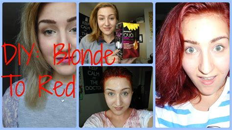 Blond To Red |results And Review Olia 6.6