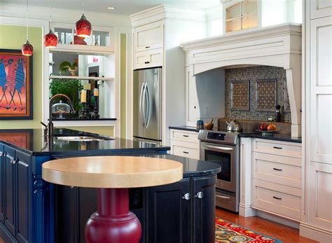 eclectic kitchen designs 61 mesmerizing eclectic mix of custom kitchen designs 3521