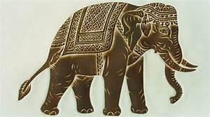 Thai Elephant Art Symbol | www.pixshark.com - Images ...
