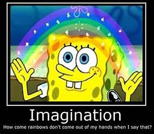 SpongeBob- Imagination by MasterOf4Elements on DeviantArt