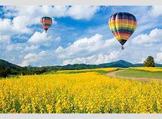 Ballon fahren in Mainz ab 185€ » Abheben & Genießen