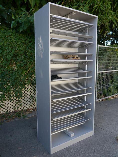 rotating shoe rack rotating shoe rack and cabinet 180degree free revolving