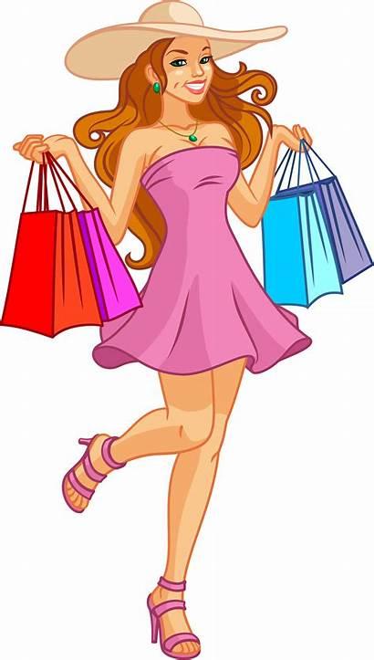 Cartoon Shopping Spree Meisje Bags Femme Tubes