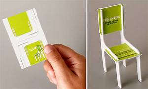 30 of the most creative business cards ever bored panda for Creative business card design ideas