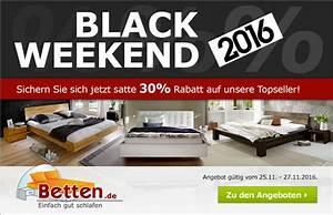 Black Friday Betten : black weekend premiere bei 30 rabatt auf massivholz und polsterbetten black ~ Whattoseeinmadrid.com Haus und Dekorationen