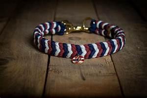 Hunde Sachen Kaufen : hund halsb nder paracord hundehalsband ankerliebe ein designerst ck von hanseschnute bei ~ Watch28wear.com Haus und Dekorationen