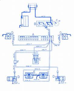 Volvo 240 Dl 1982 Electrical Circuit Wiring Diagram  U00bb Carfusebox