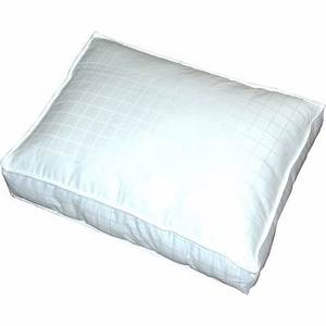 Beyond down side sleeper synthetic down bed pillow for Down pillows walmart