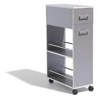 meuble à épices cuisine ou acheter meuble à épices gris kooky desserte meuble