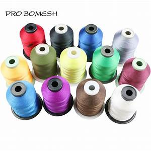 Aliexpress Com   Buy Pro Bomesh 1pcs  Pack 2000m 13 Colors