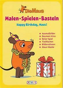 Happy Birthday Maus : die maus malen spielen basteln happy birthday maus ausmalbilder daumen kino ~ Buech-reservation.com Haus und Dekorationen