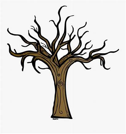 Tree Clipart Trunk Bare Transparent Clipartkey