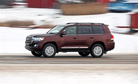 Review Toyota Land Cruiser by 2018 Toyota Land Cruiser Test Review Car And Driver